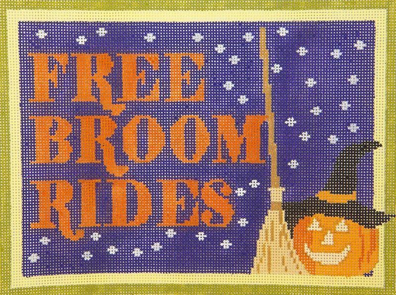 JLC010 Free Broom Rides