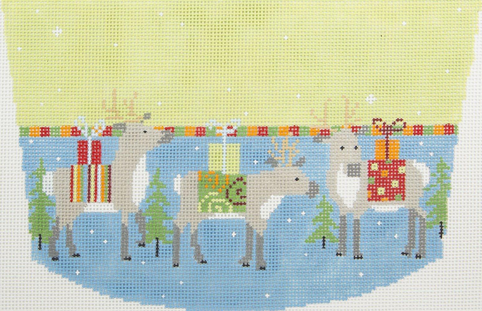 PCH021 Reindeer Cuff Pippin