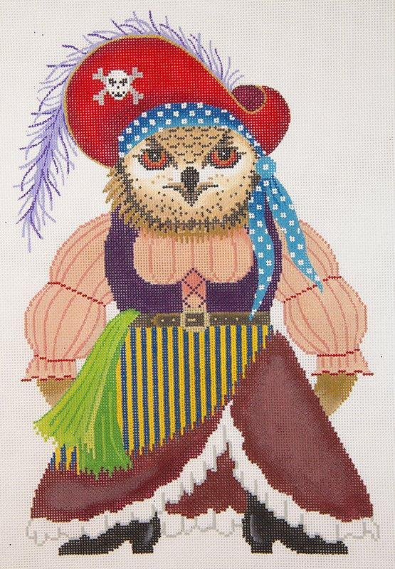 JP235 Hysterical Hooter Wench JP Needlepoint