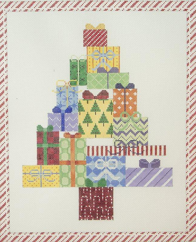 JPX240 Christmas Tree of Packages 1