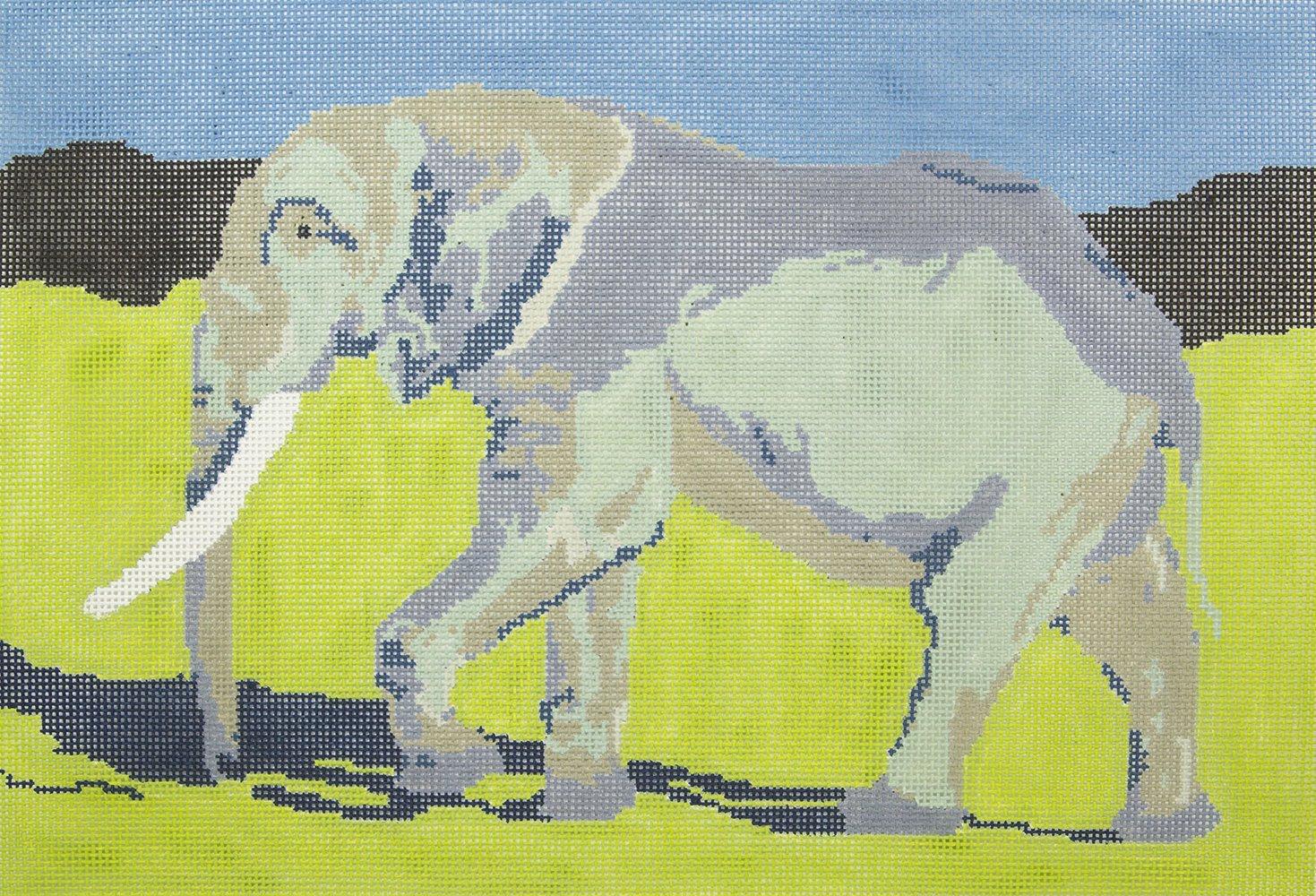 JKNA72 Elephant Judy Keenan