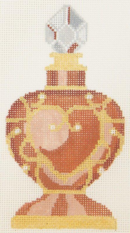 LL150U Heart Perfume Bottle