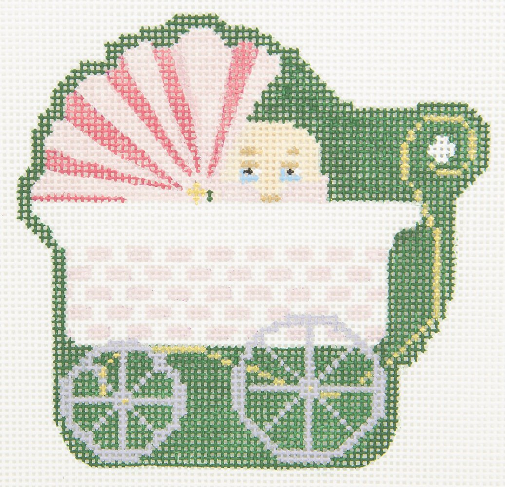 LL521D Baby Buggy Labors of Love