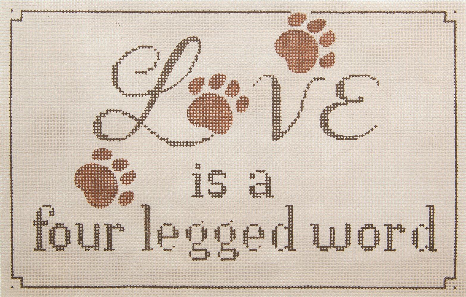 LL417 Love is a Four Legged Word Labors of Love