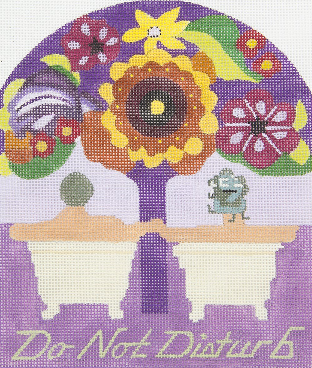 LD7804 Witch and Pumpkin with Stitch Guide Leigh Designs