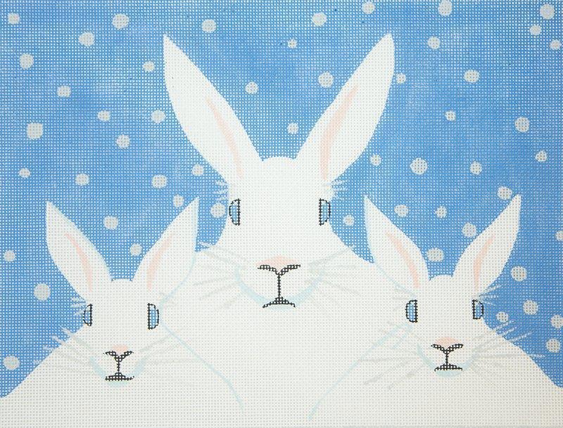 JTMAG Winter Bunnies