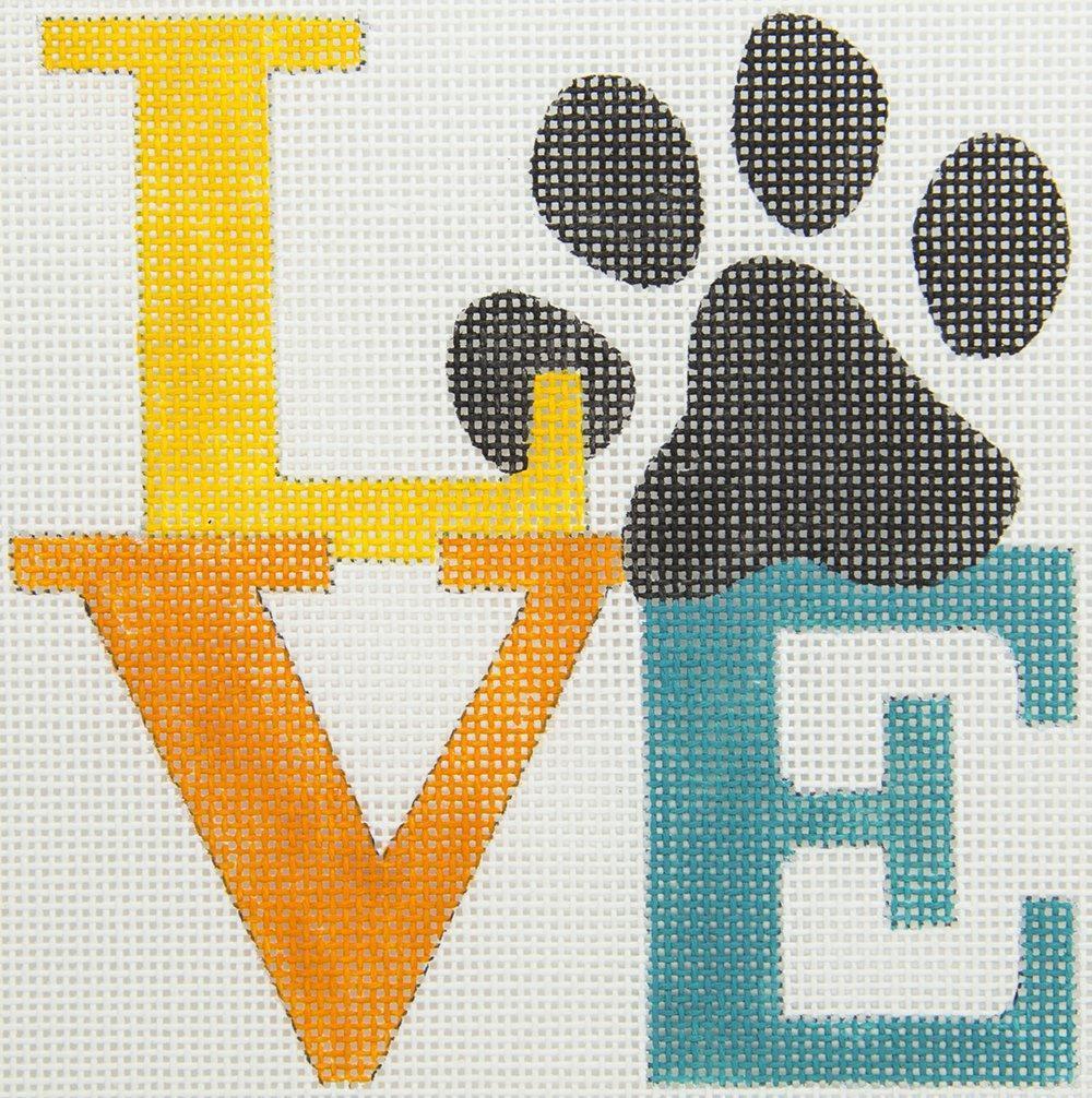DD564 Love Paw Ewe & Eye