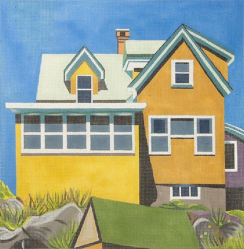 M976 New England House