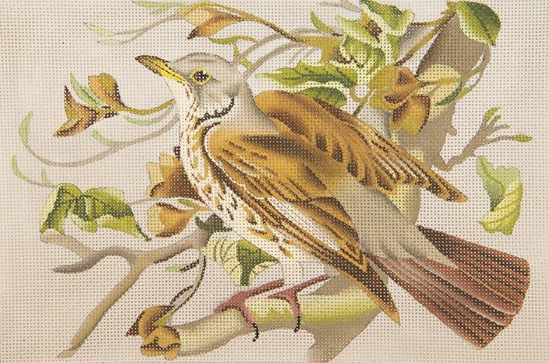 MS985D Bird in the Bush