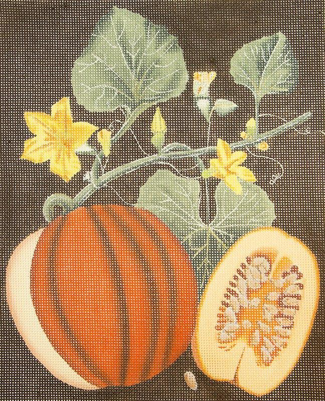MS1799A Vintage Pumpkins Cut