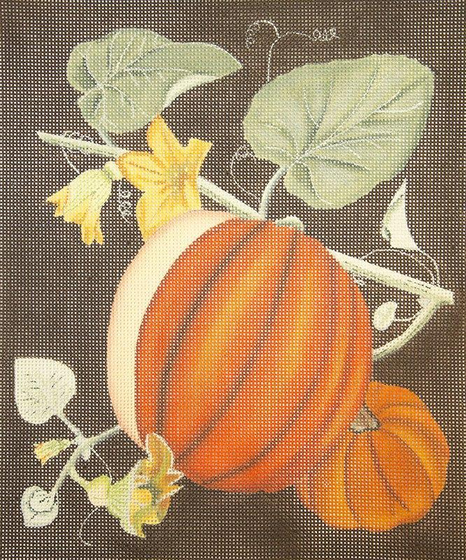 MS1799B Vintage Pumpkins Full