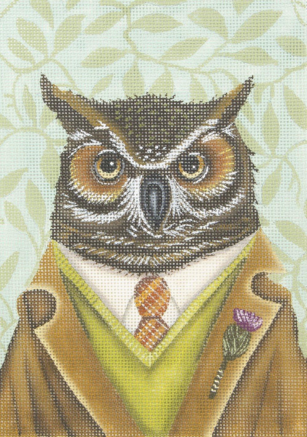 EF110 Dapper Owl Melissa Shirley