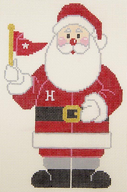 NGMSMA03 Santa Harvard