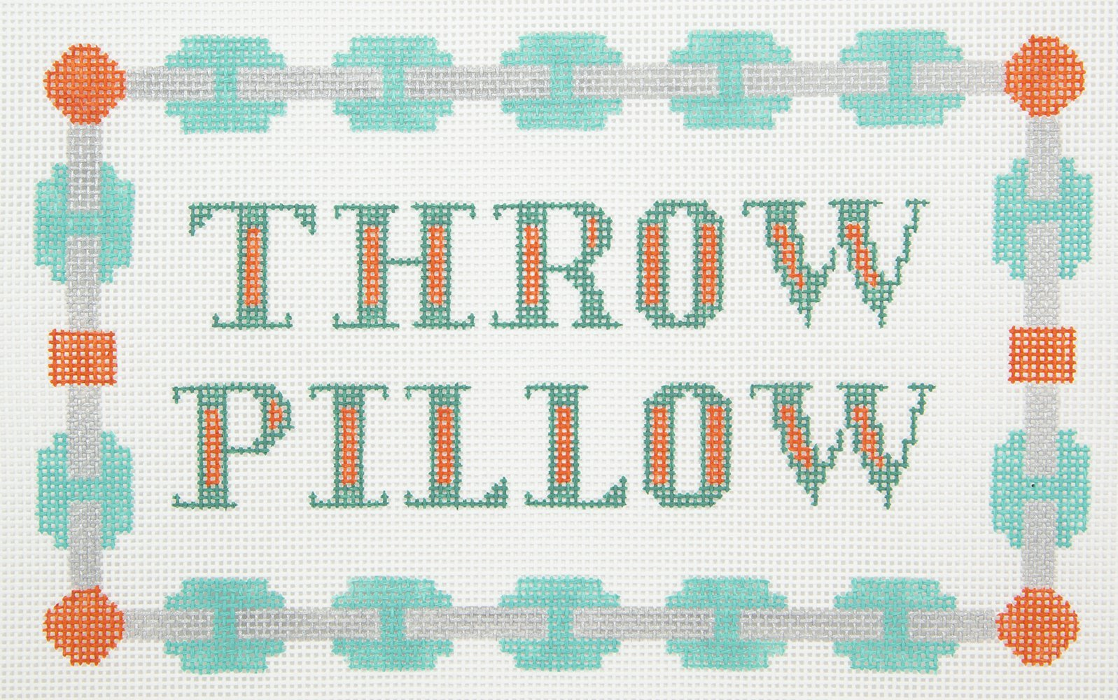 THROW PILLOW by Patricia Sone