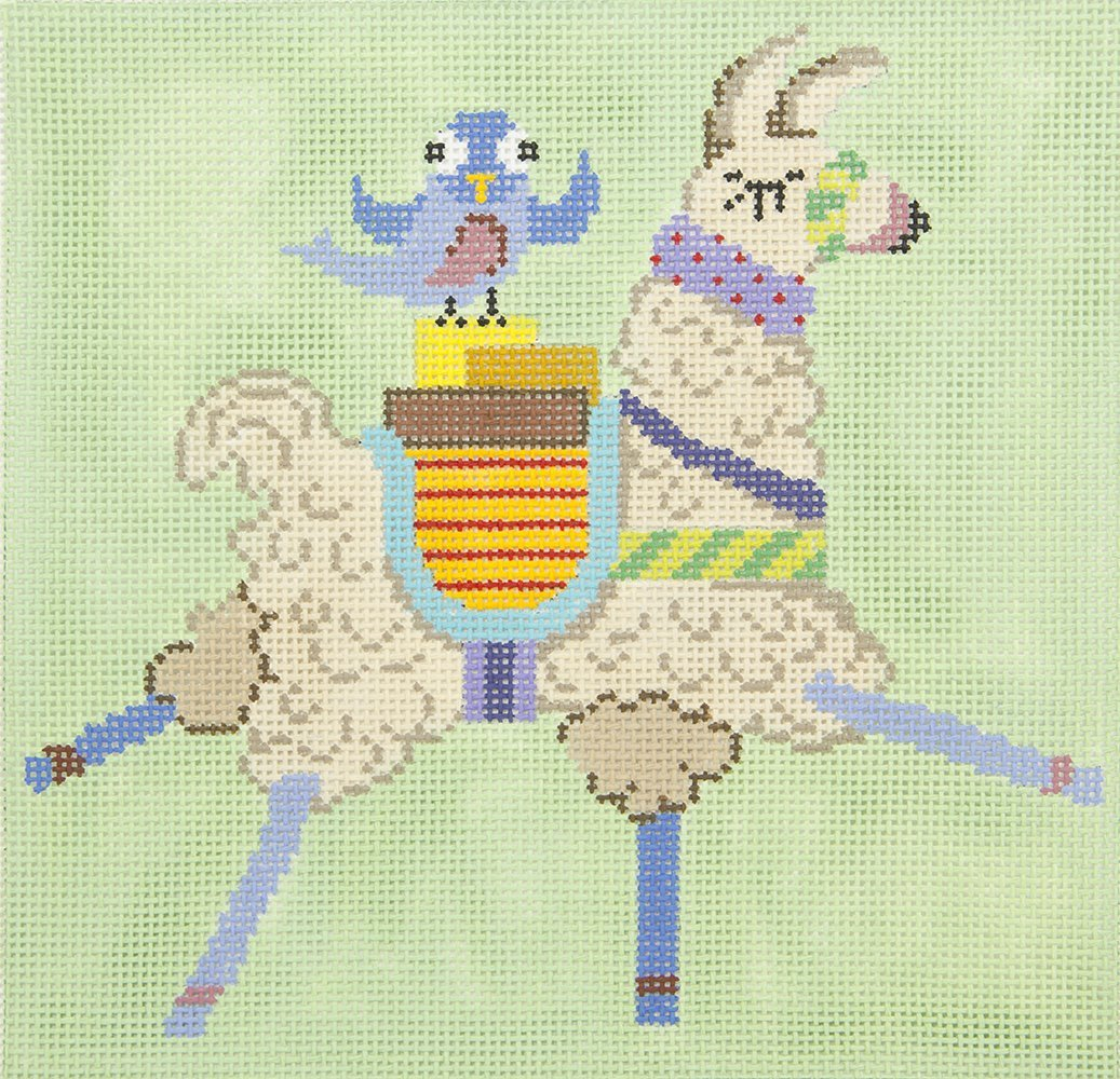 PM4201 Happy Llama Patti Mann