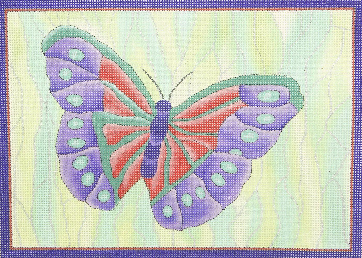 LEG102 Beautiful Butterfly RenaIassance Designs