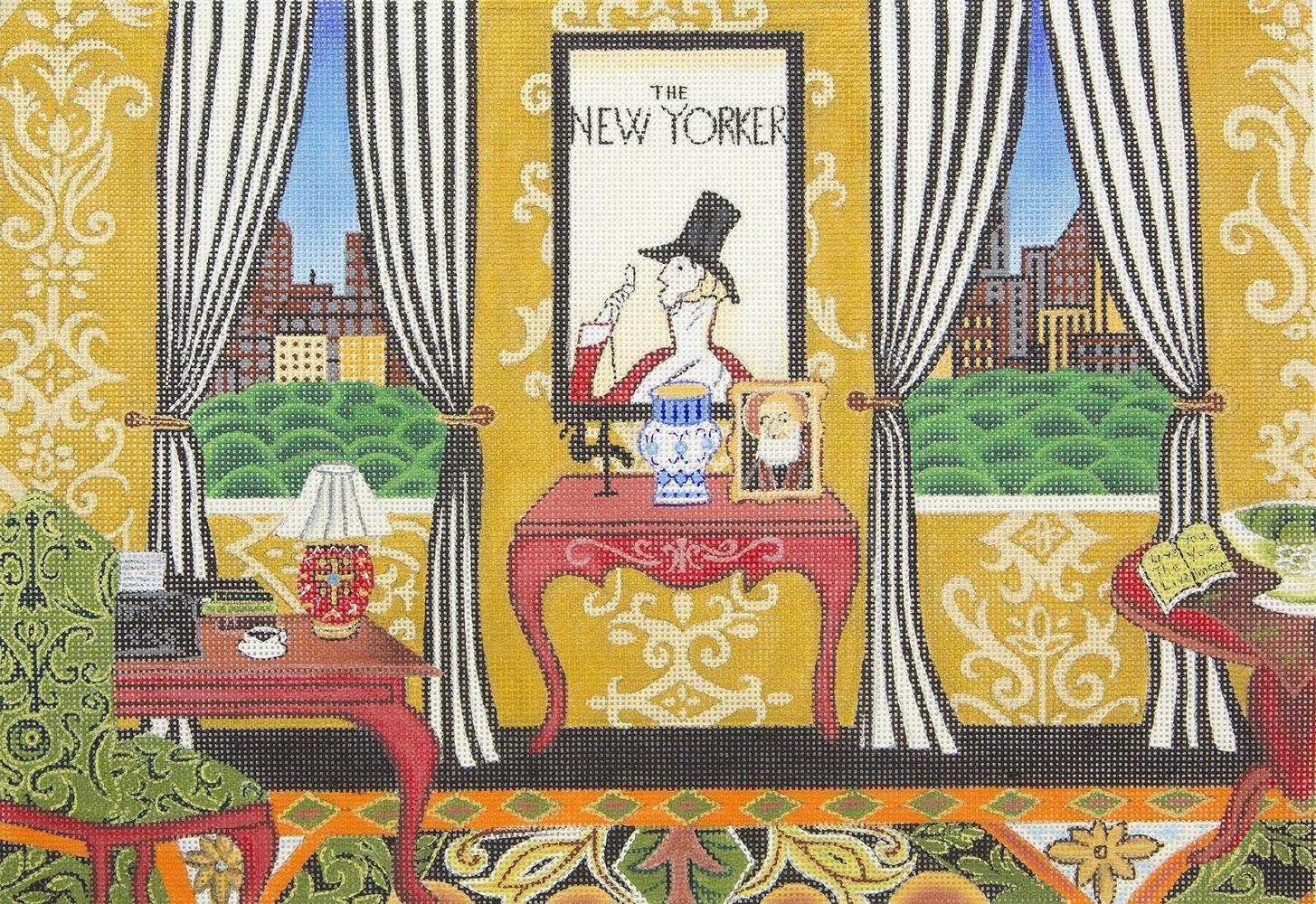 JM1508 The New Yorker Julie Mar & Friends