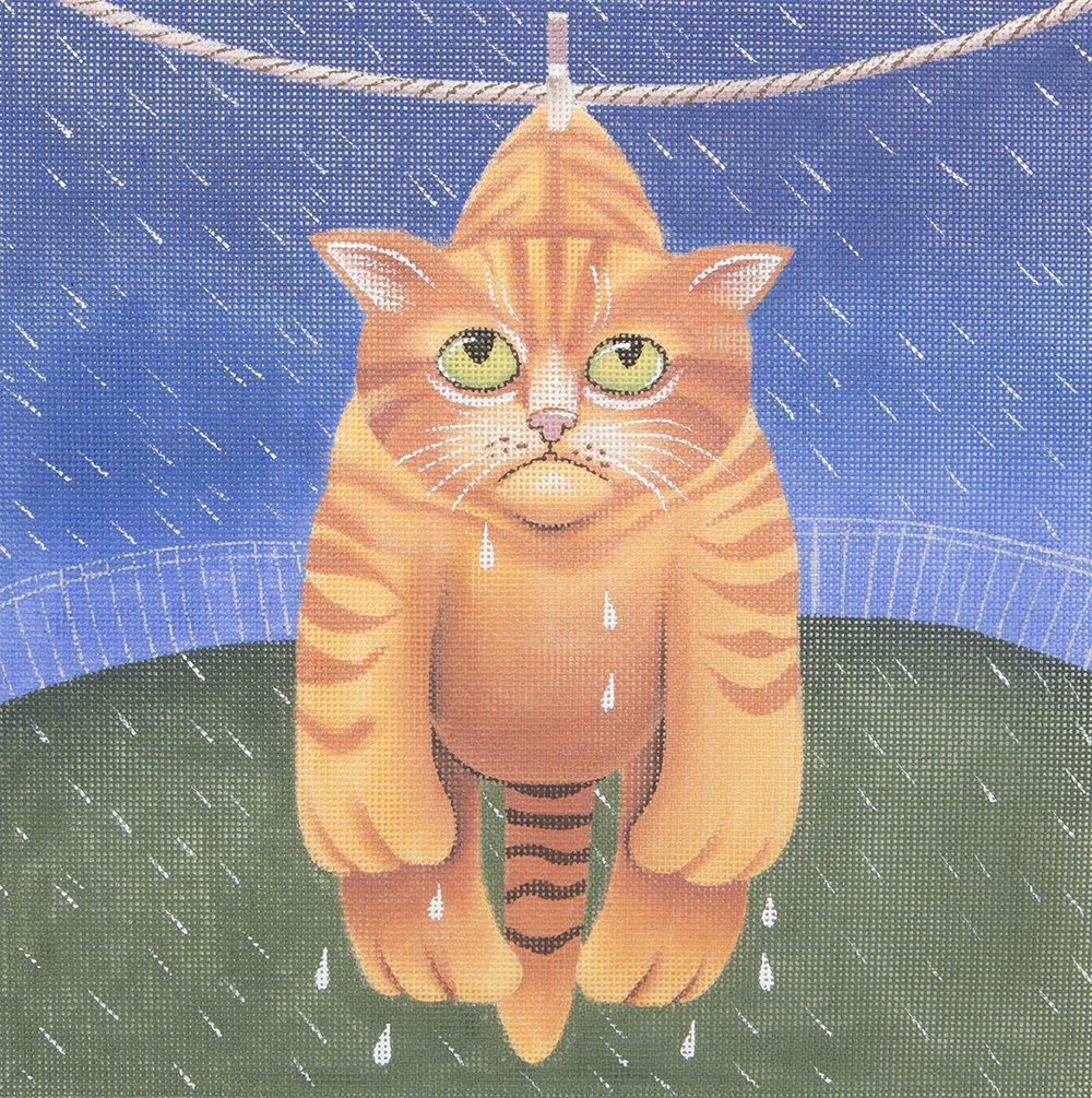 JM1704 Drying in the Rain Julie Mar & Friends