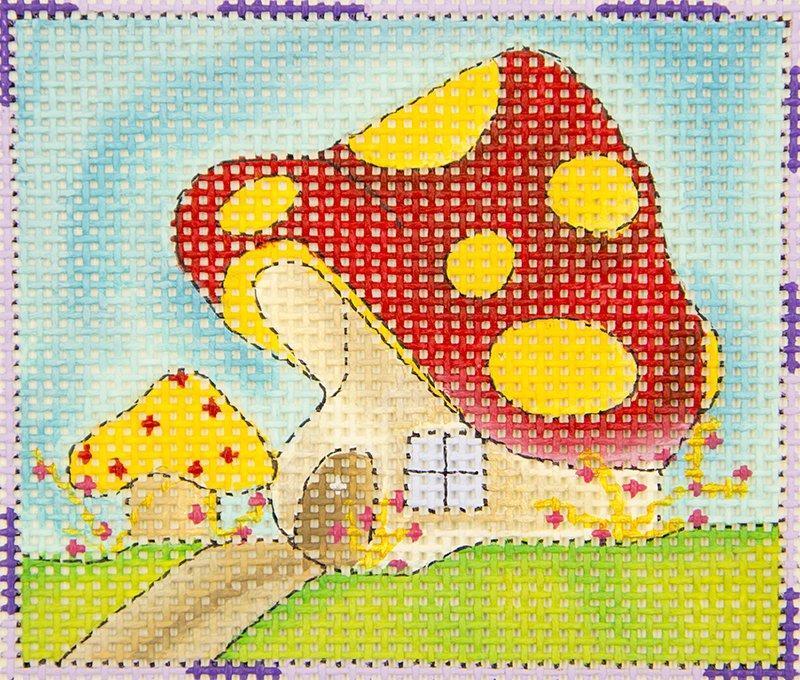 TS104A Toadstool House 1