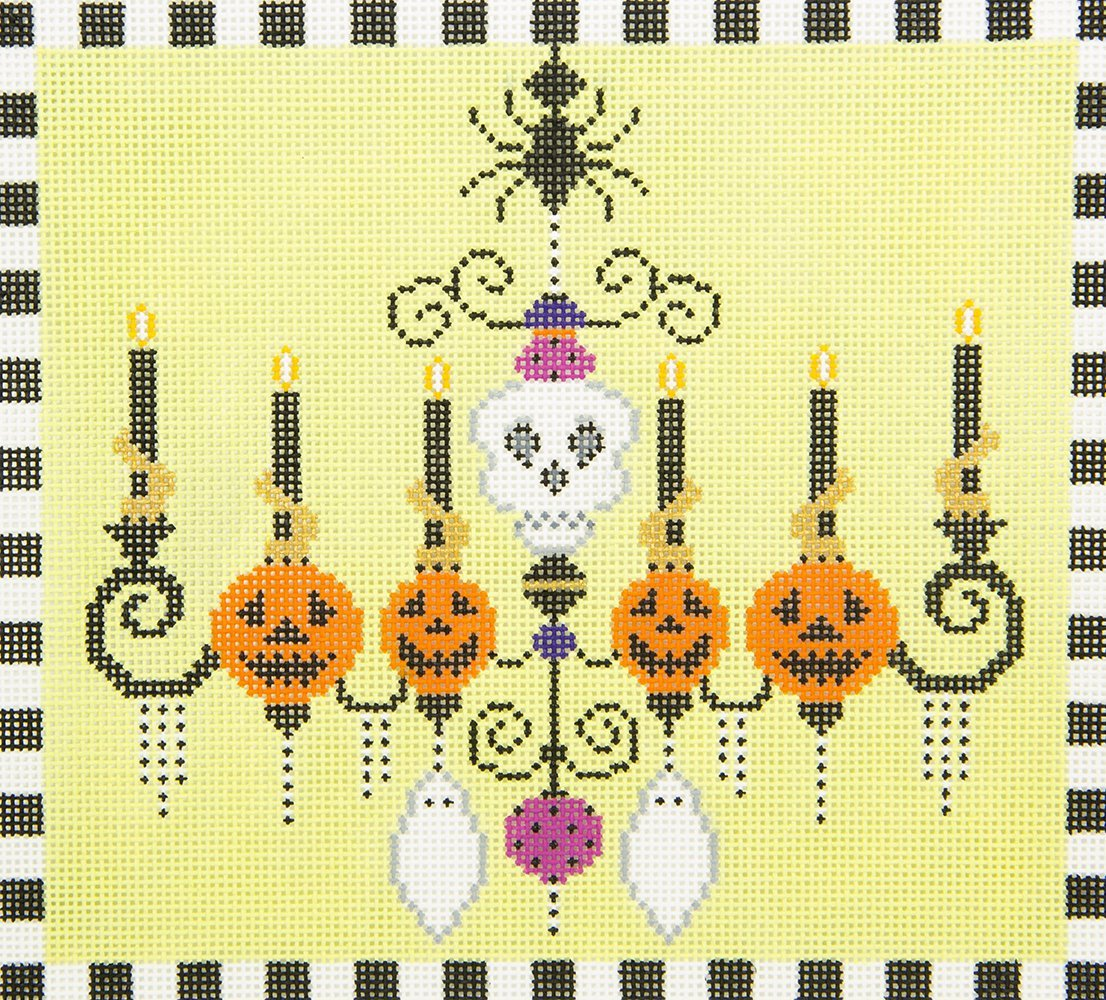 H11 Chandelier Halloween Shelly Tribbey