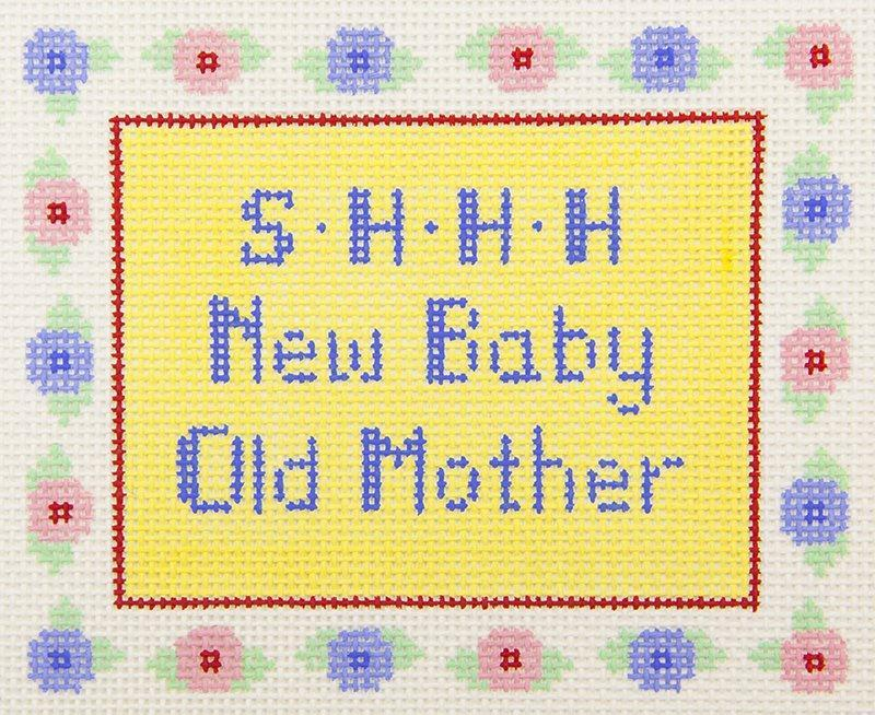 Shh New Baby Old Mother