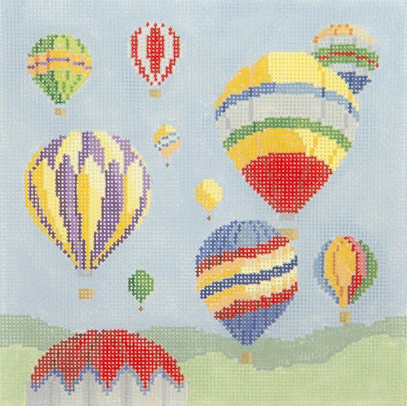 SR714 Hot Air Balloons