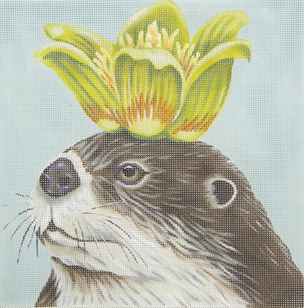 VS236 Otter Flower Crown Melissa Shirley