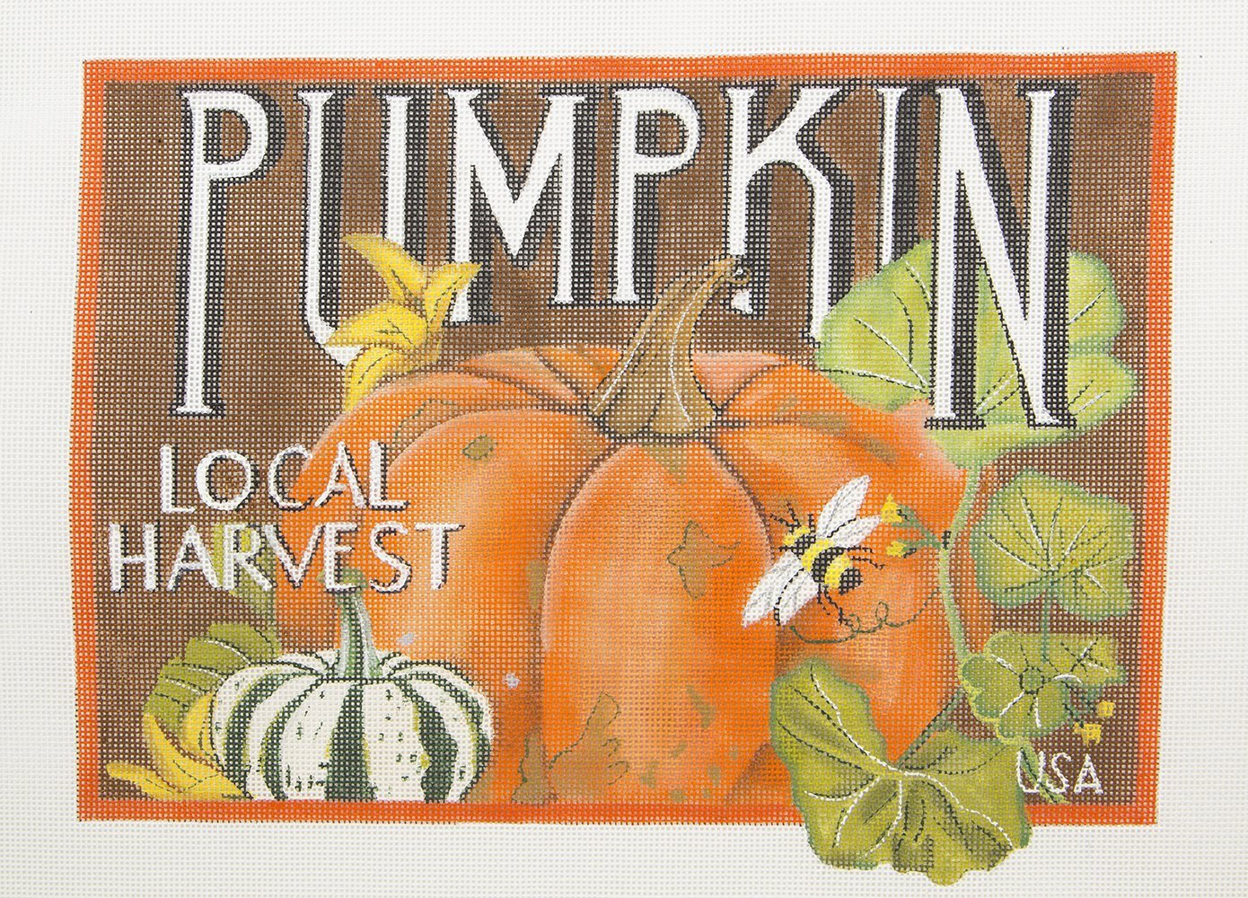 MLT428B Local Harvest Pumpkin Melissa Shirley