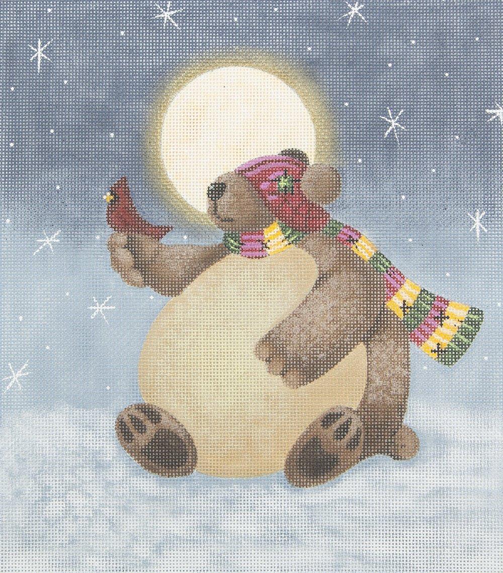 TTAL105 Snow Bear Susan Roberts