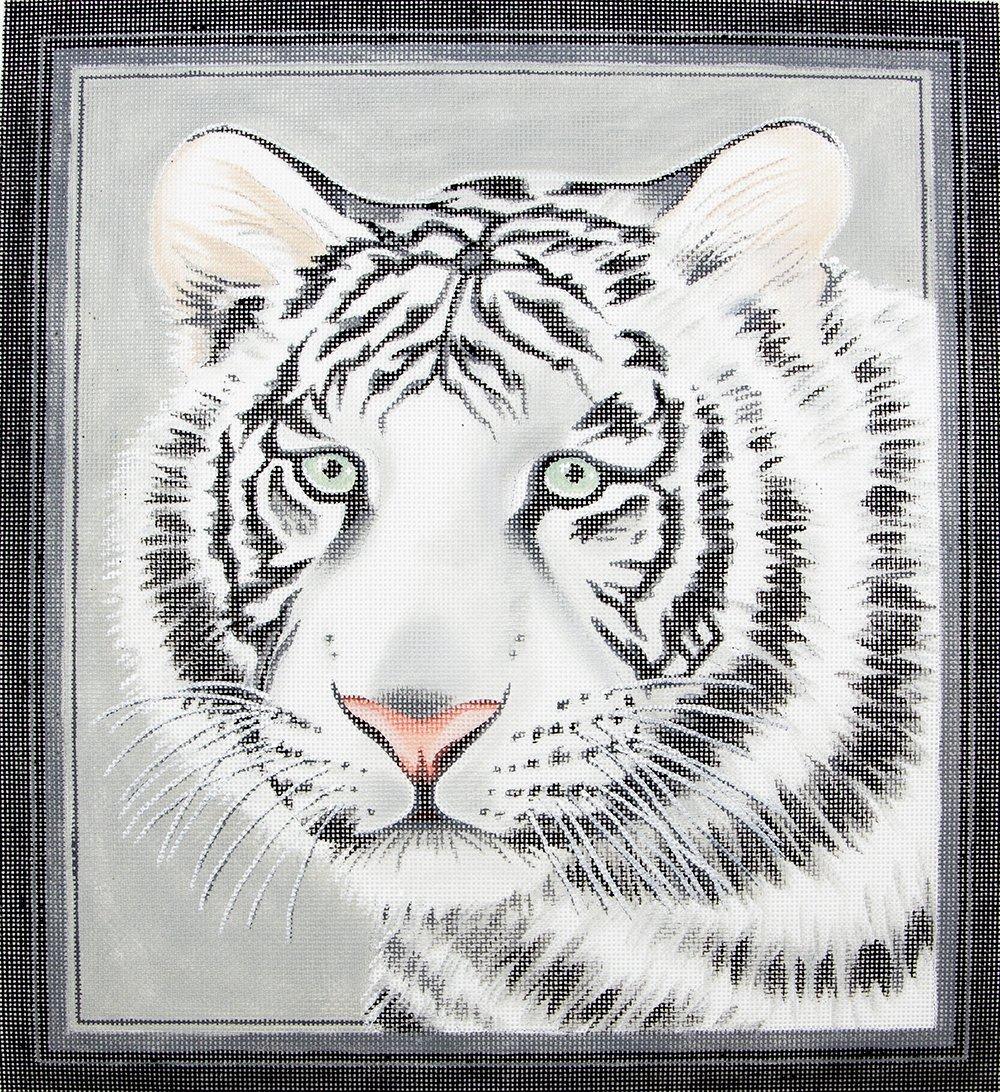 TTAP266 White Tiger Susan Roberts