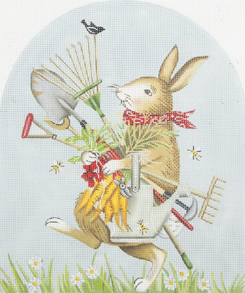 MLT459 Garden Bunny Melissa Shirley