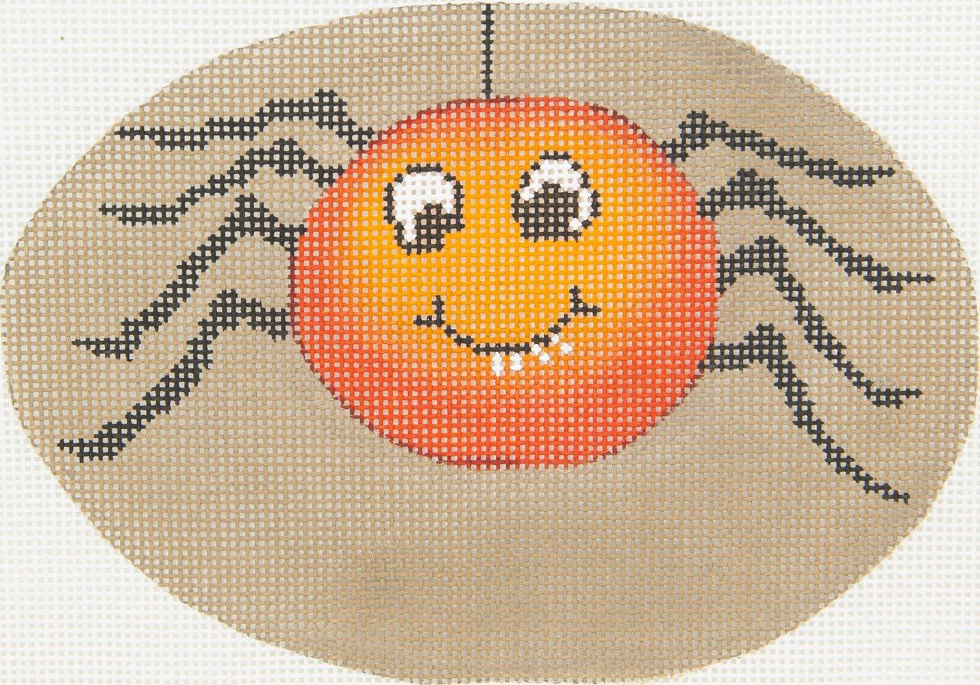 DTKF Pumpkin Spider Tapestry Fair