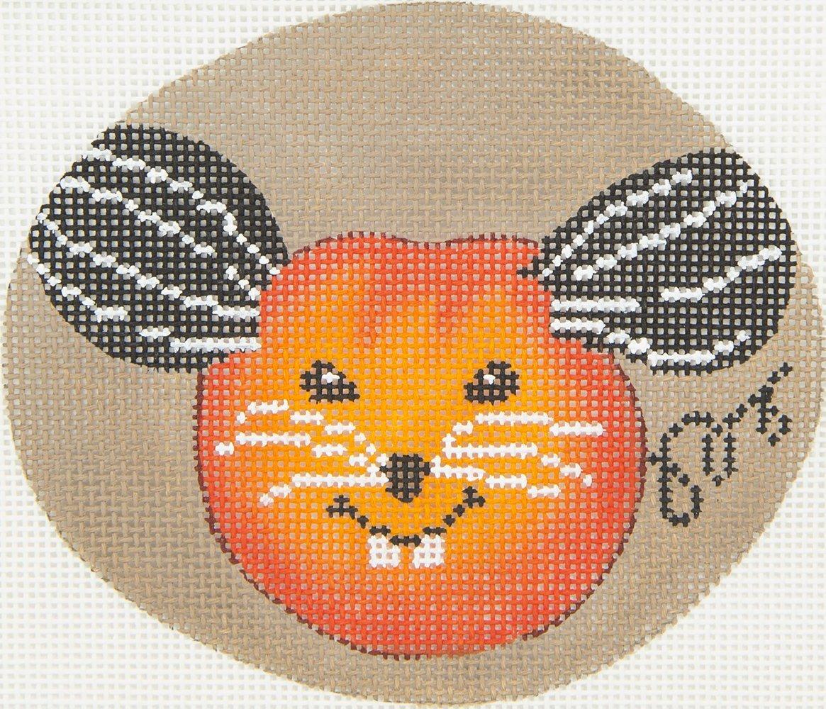 DTKD Pumpkin Mouse Tapestry Fair