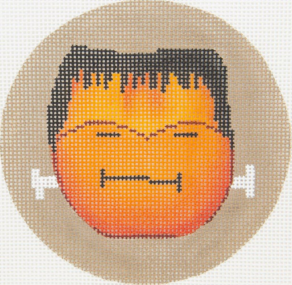 DTK9C Pumpkin Frankenstein Tapestry Fair