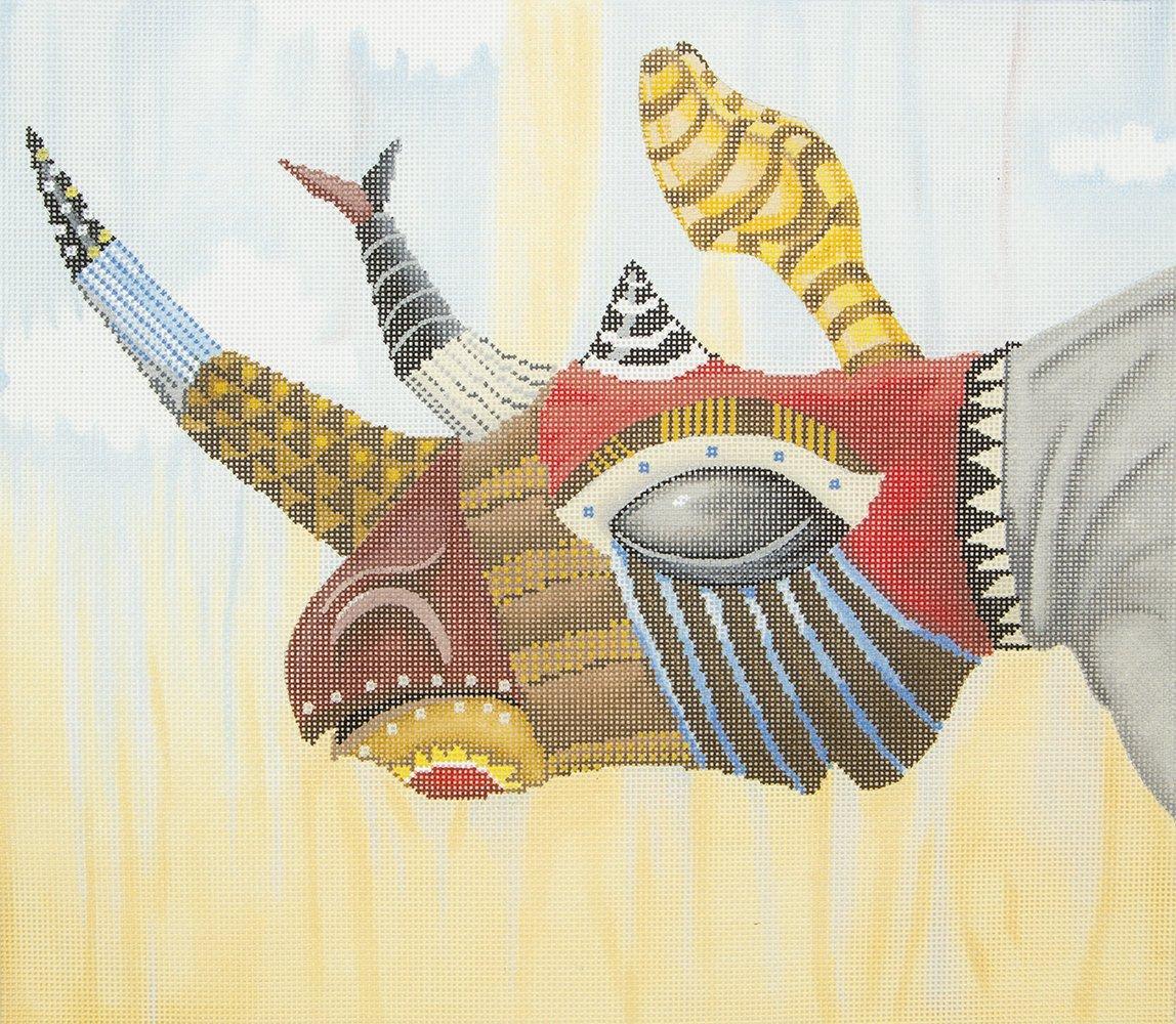TC8 Tribal Rhino