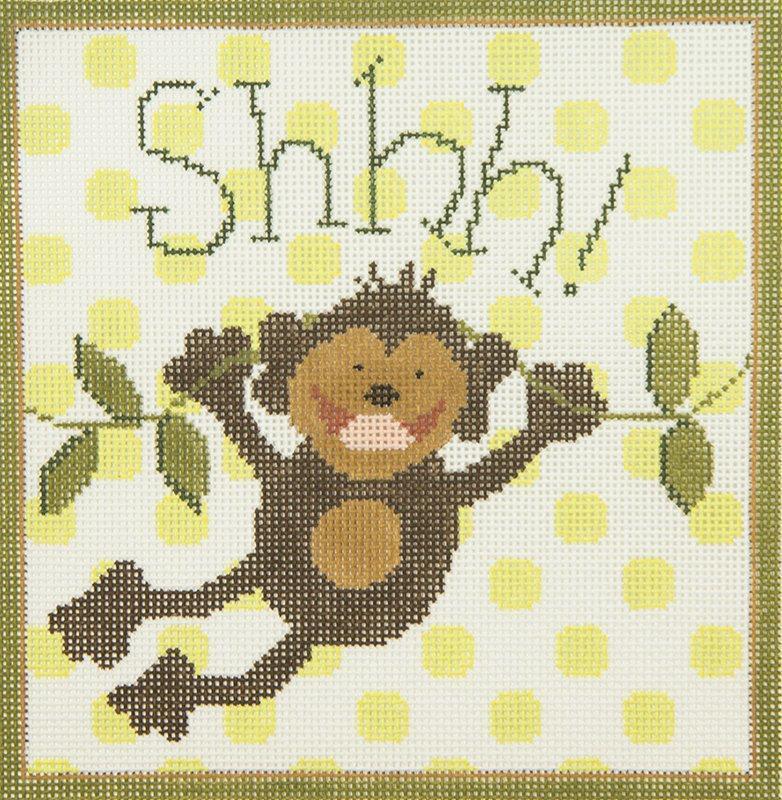 C28 Shhh Little Monkey