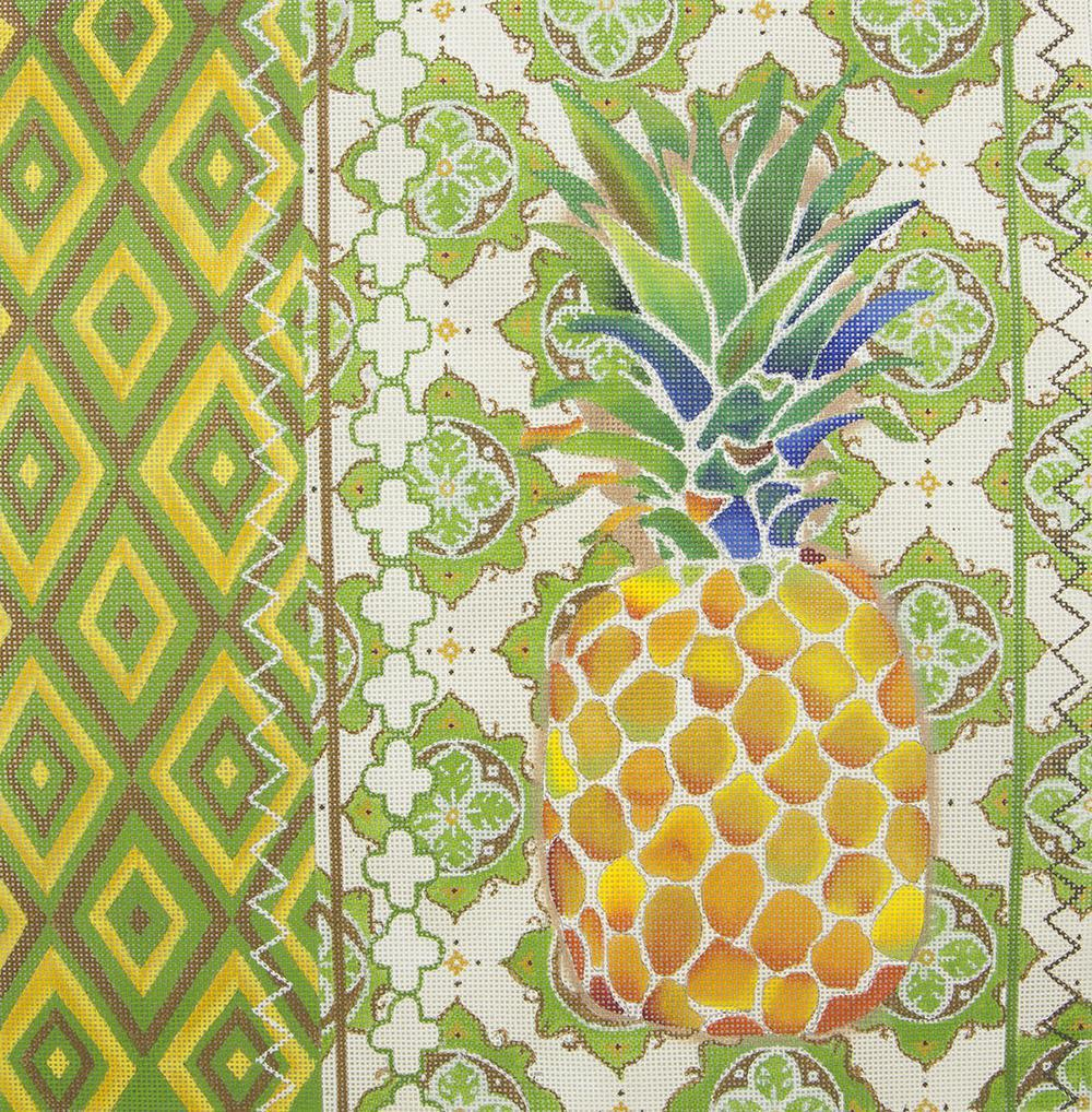 PB15759 Abstract Pineapple The Collection
