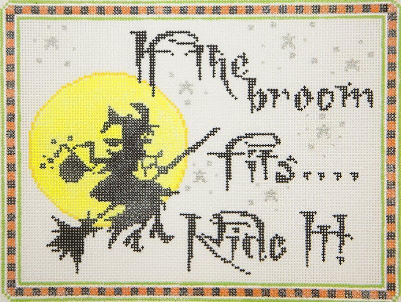 MC5177 If the Broom Fits