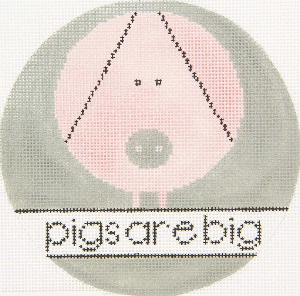 HC0410 Pigs are Big Meredith Collection