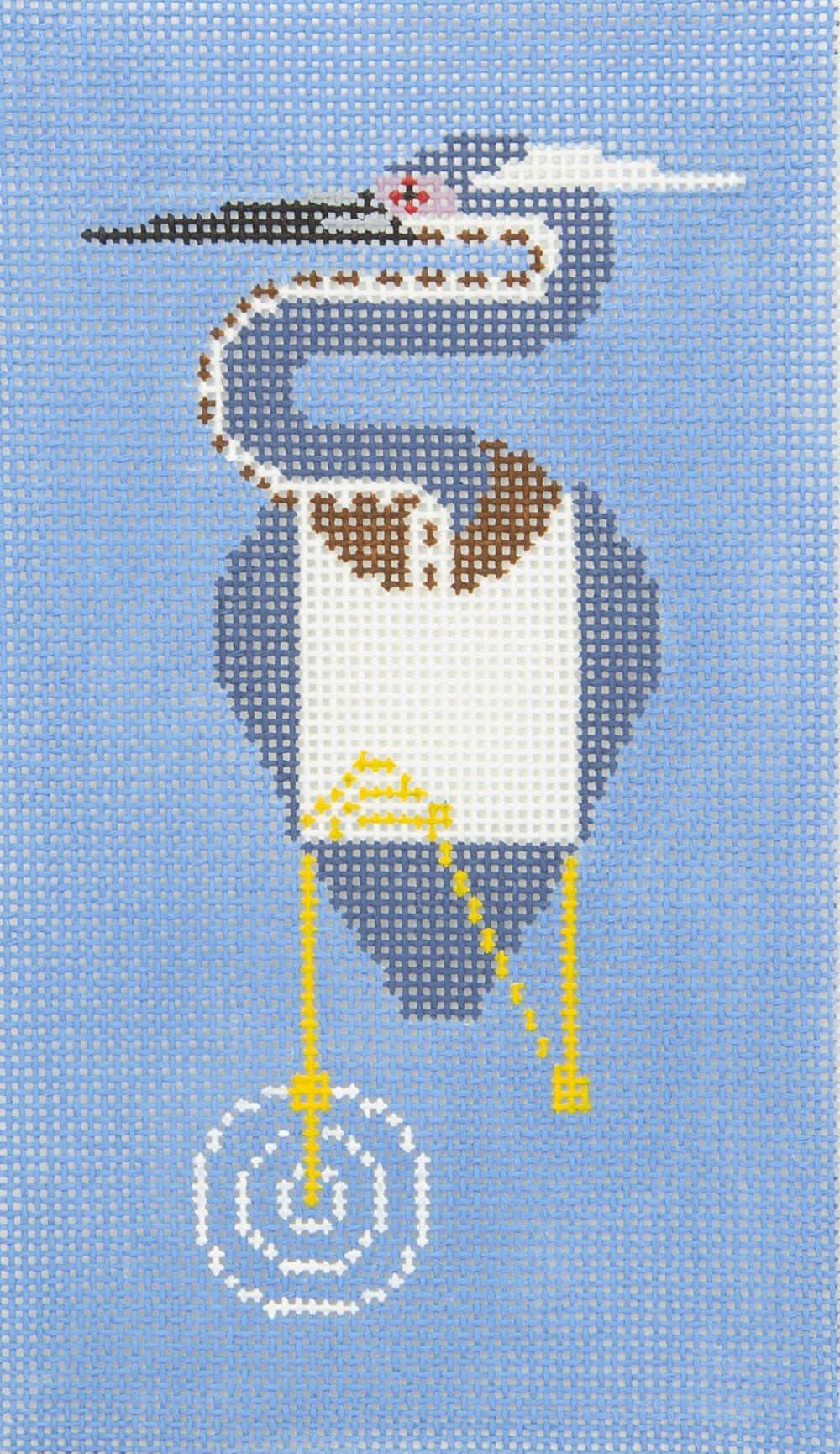 HC0352 Louisiana Heron Meredith Collection