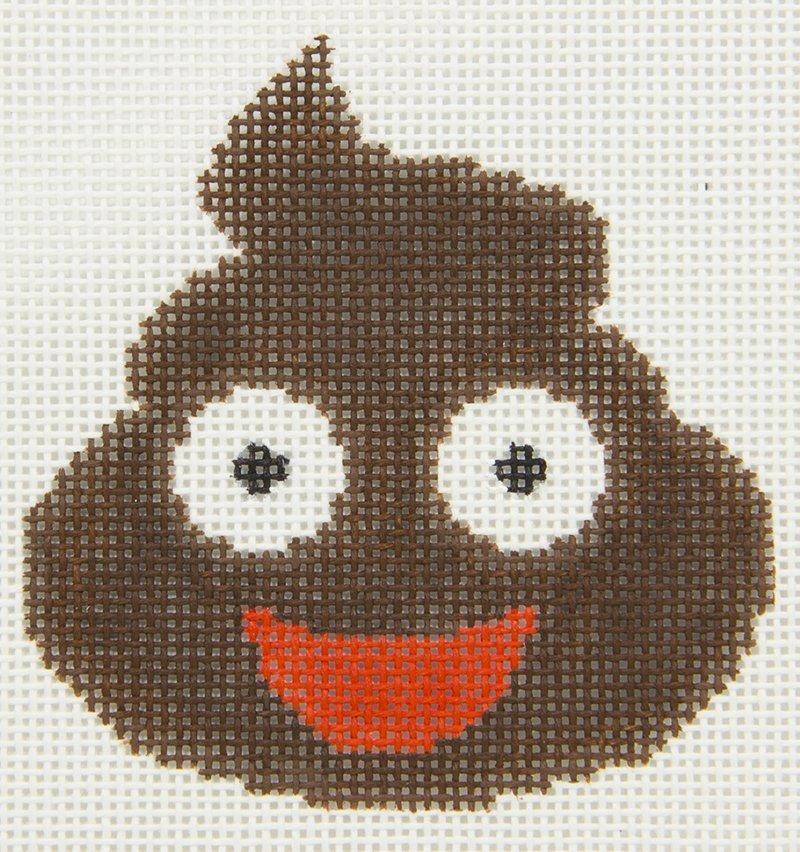 EJ028 Poop Emoji