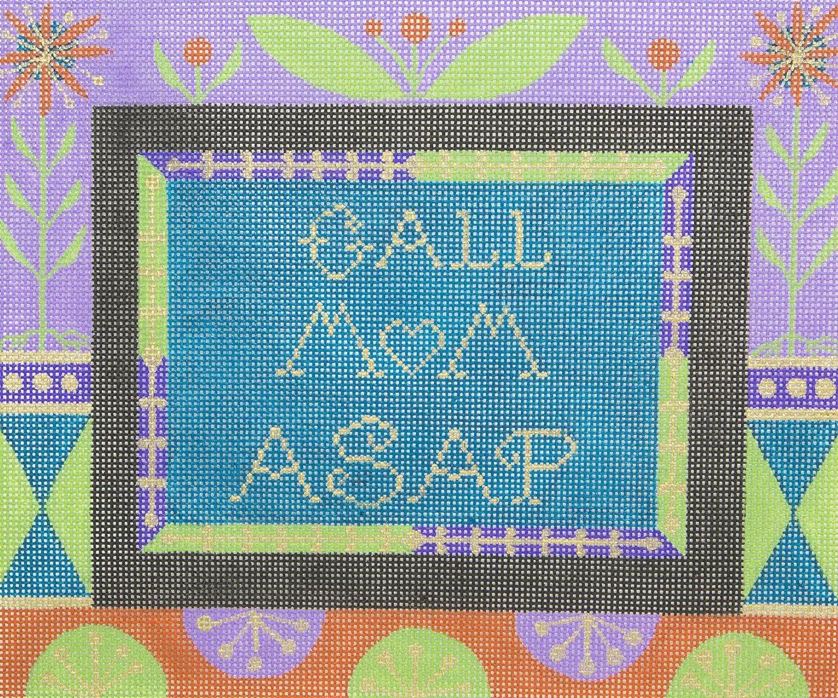 ZE580 Call Mom ASAP Zecca