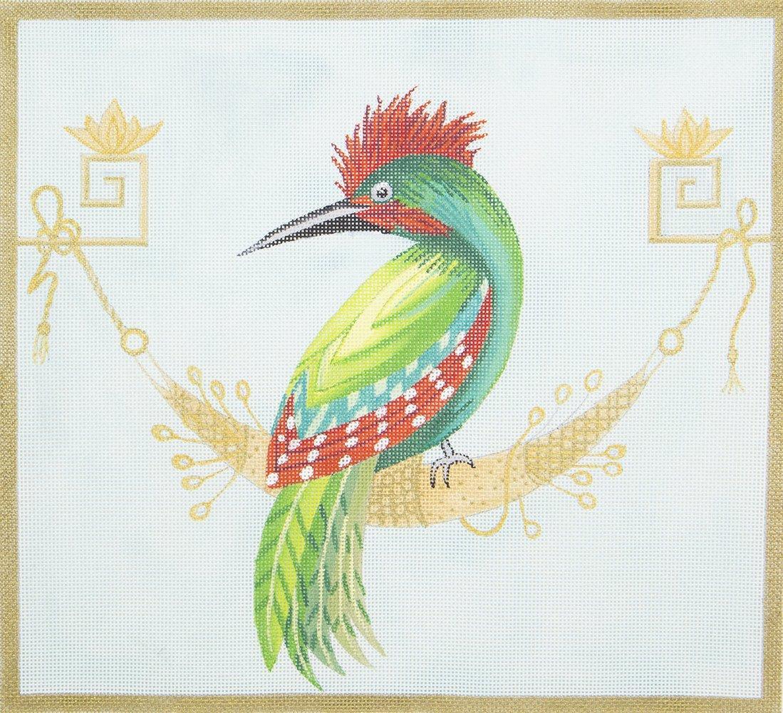 ZE561 Hoopee Bird Small Zecca