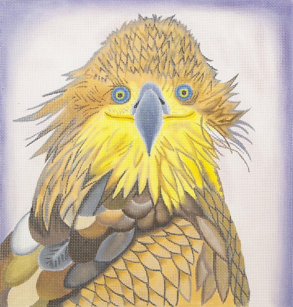 ZE346 Happy Harpy Eagle Zecca