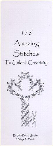 176 Amazing Stitches Book
