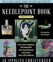The Needlepoint Book Hardcover Third Edition
