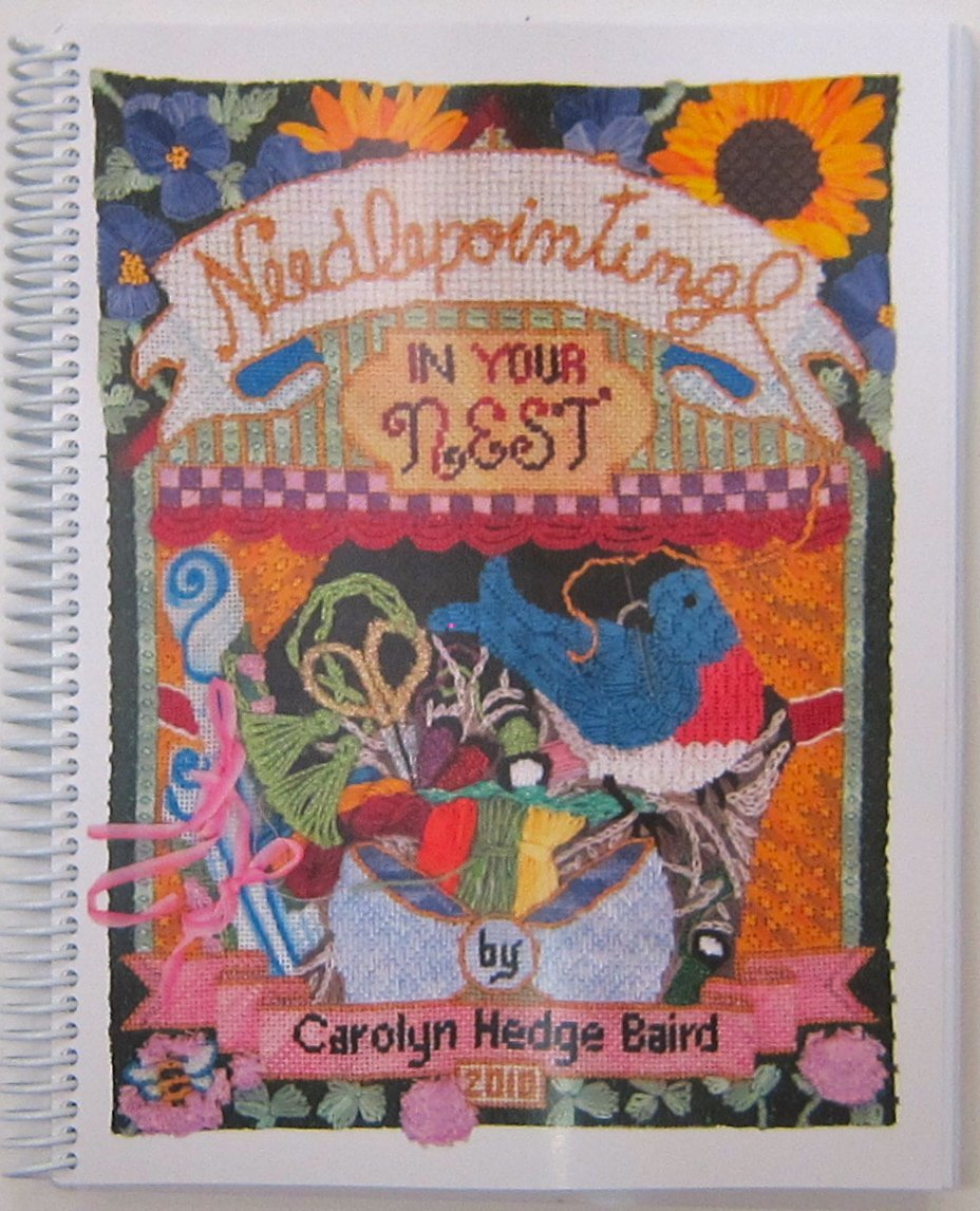 Needlepointing Your Nest Book