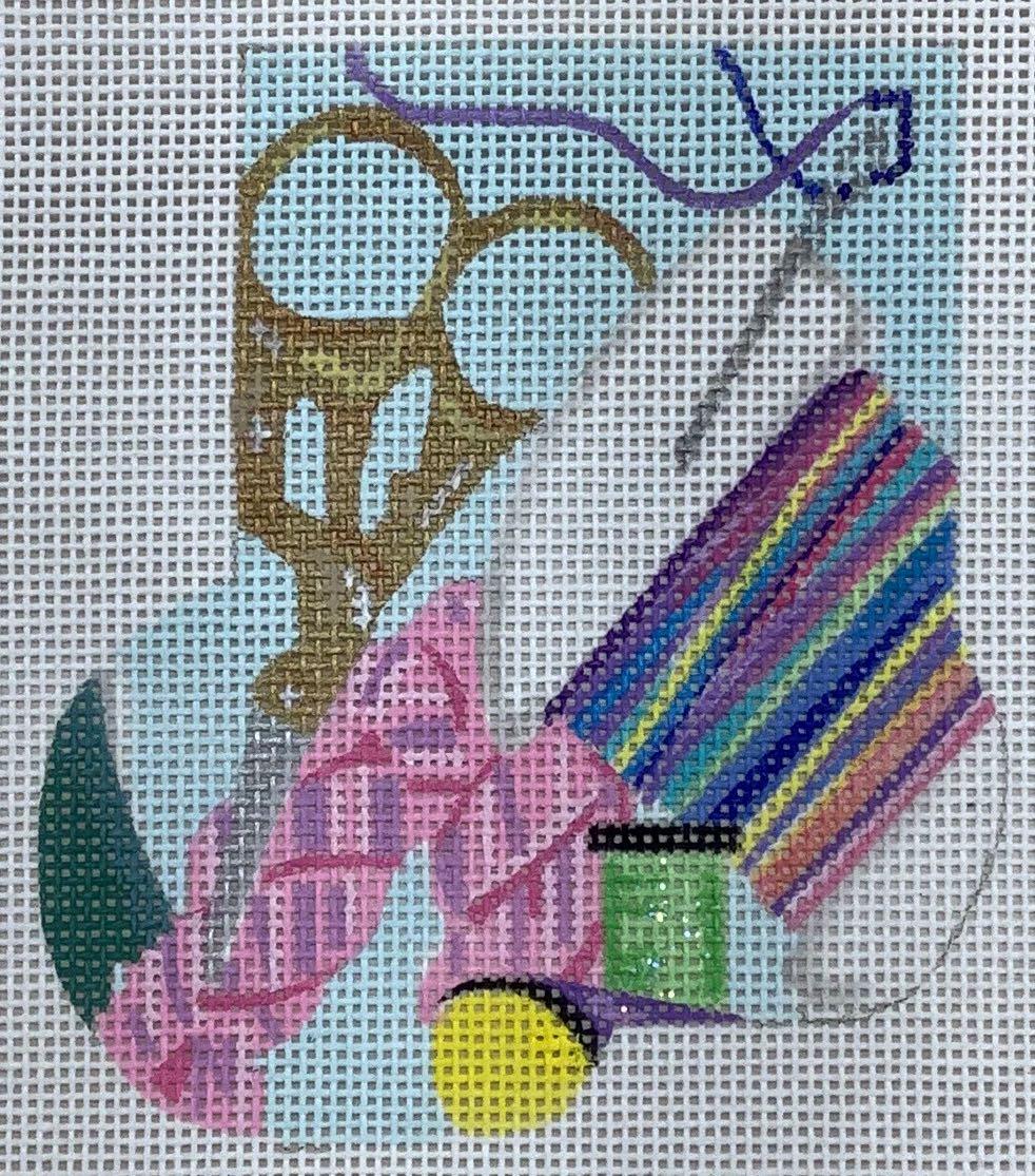 ab461 Stitching Accessories Mini Sock Christ Lewis Distributing