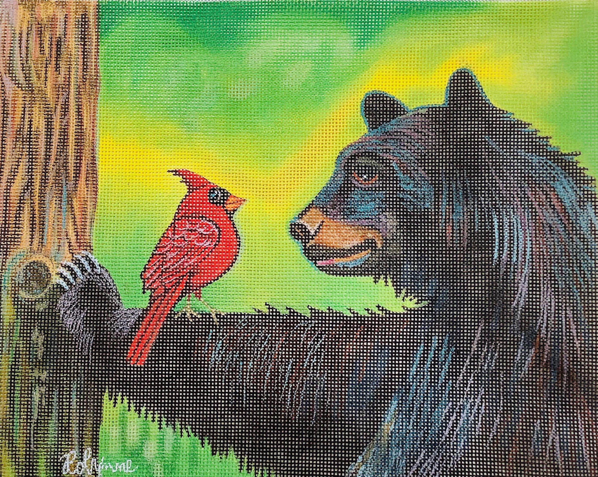 TCRN608 The Negotiation Cardinal and Bear Chris Lewis Distributing