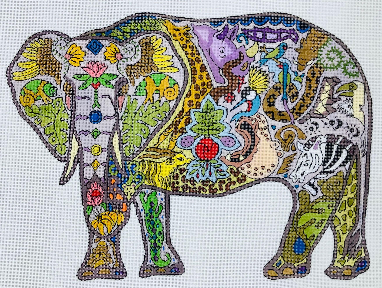 EA30 Elephant Danji Designs